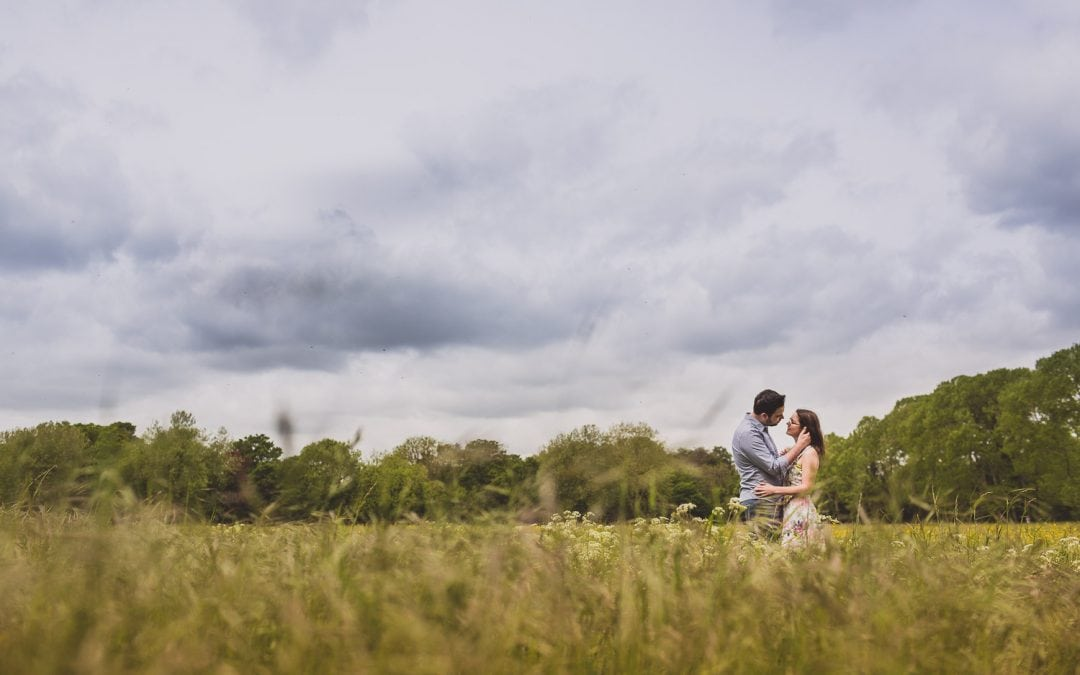An Engagement Shoot at your place of work?