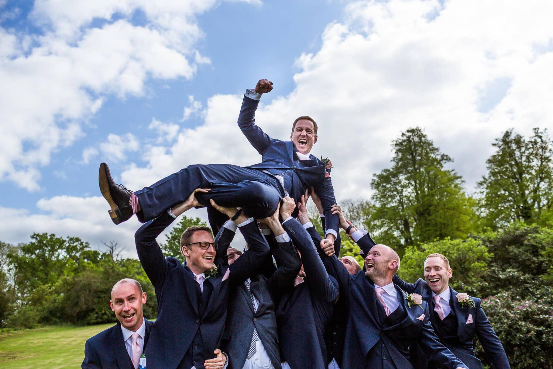 Chilston Park Wedding Photographer 4
