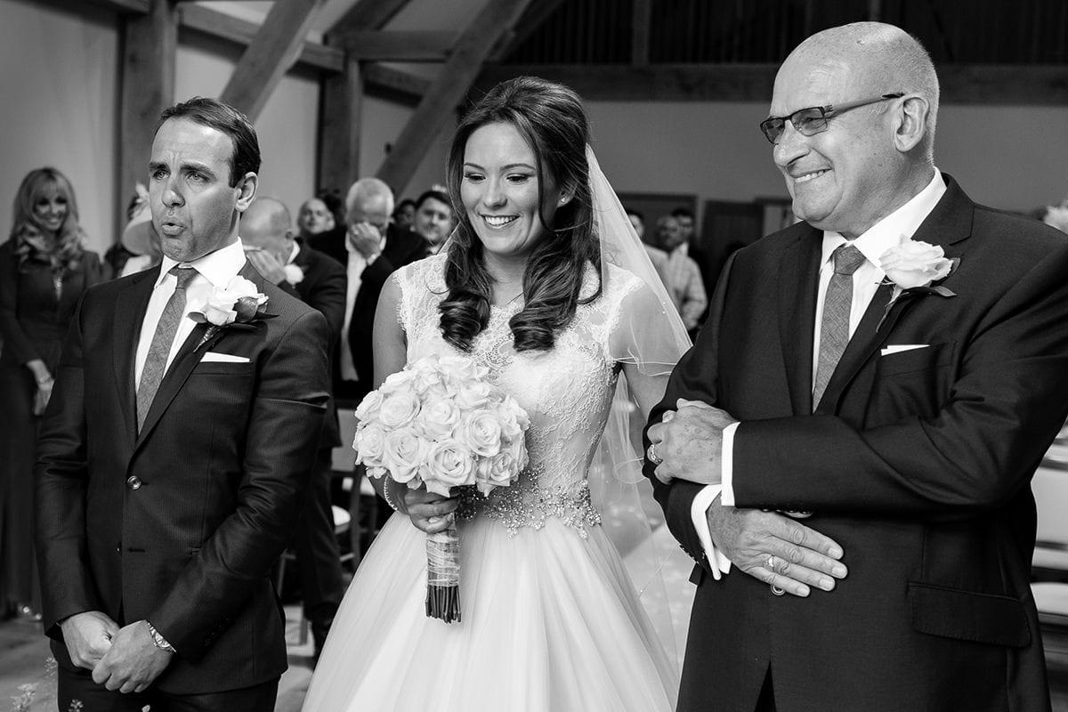 Easton Grange wedding photographer