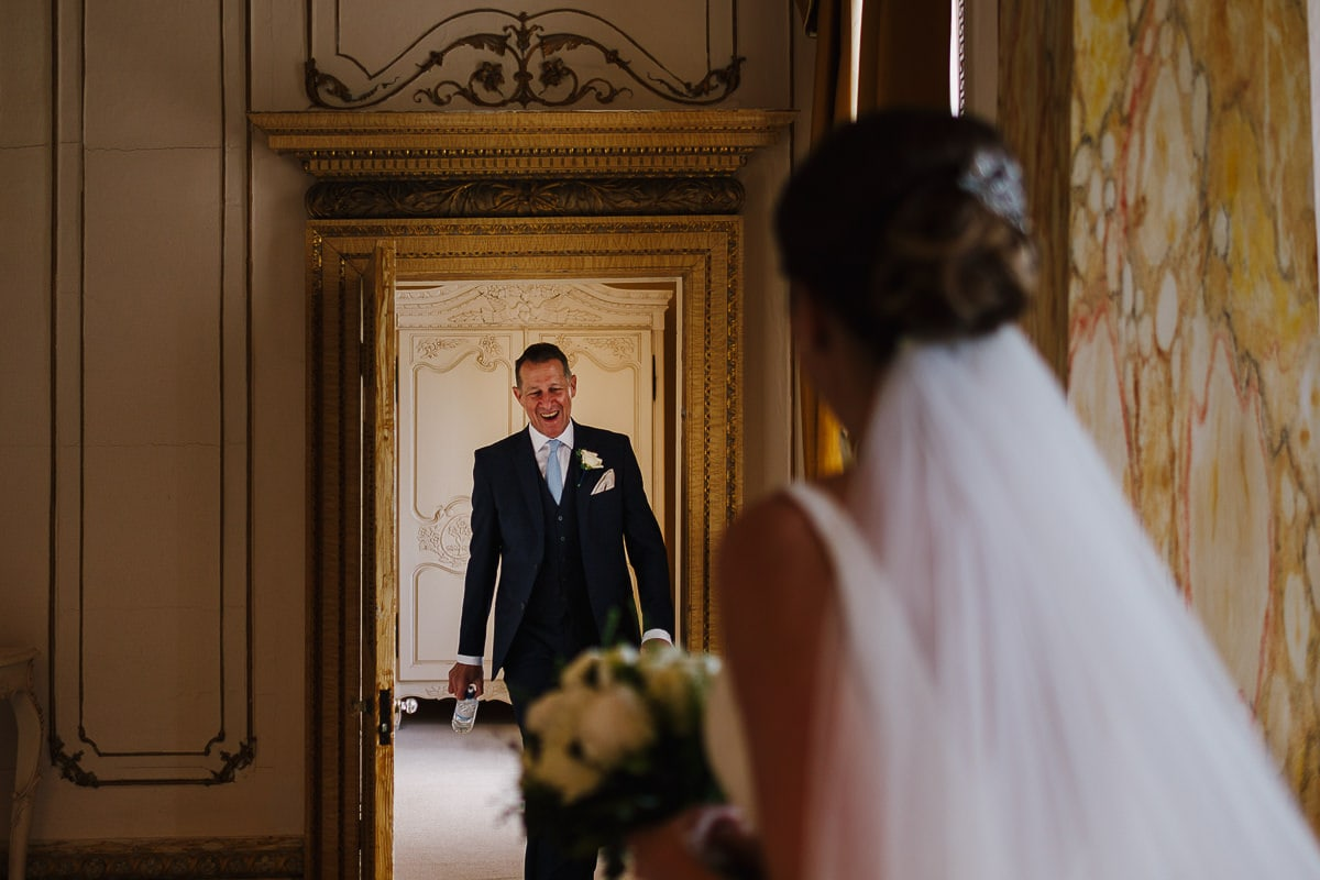 Hampton Court House Wedding