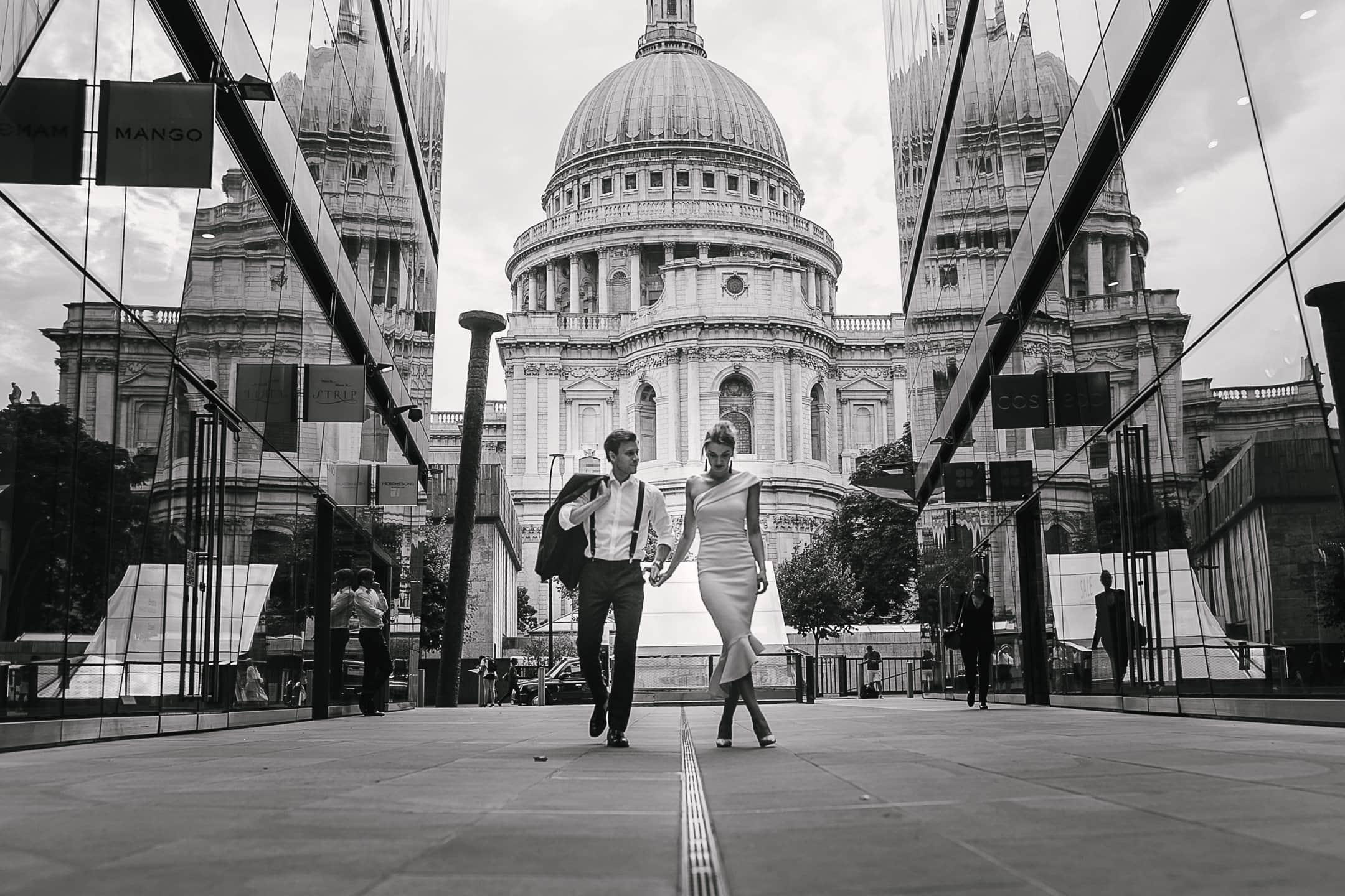 St Pauls Wedding Photographer