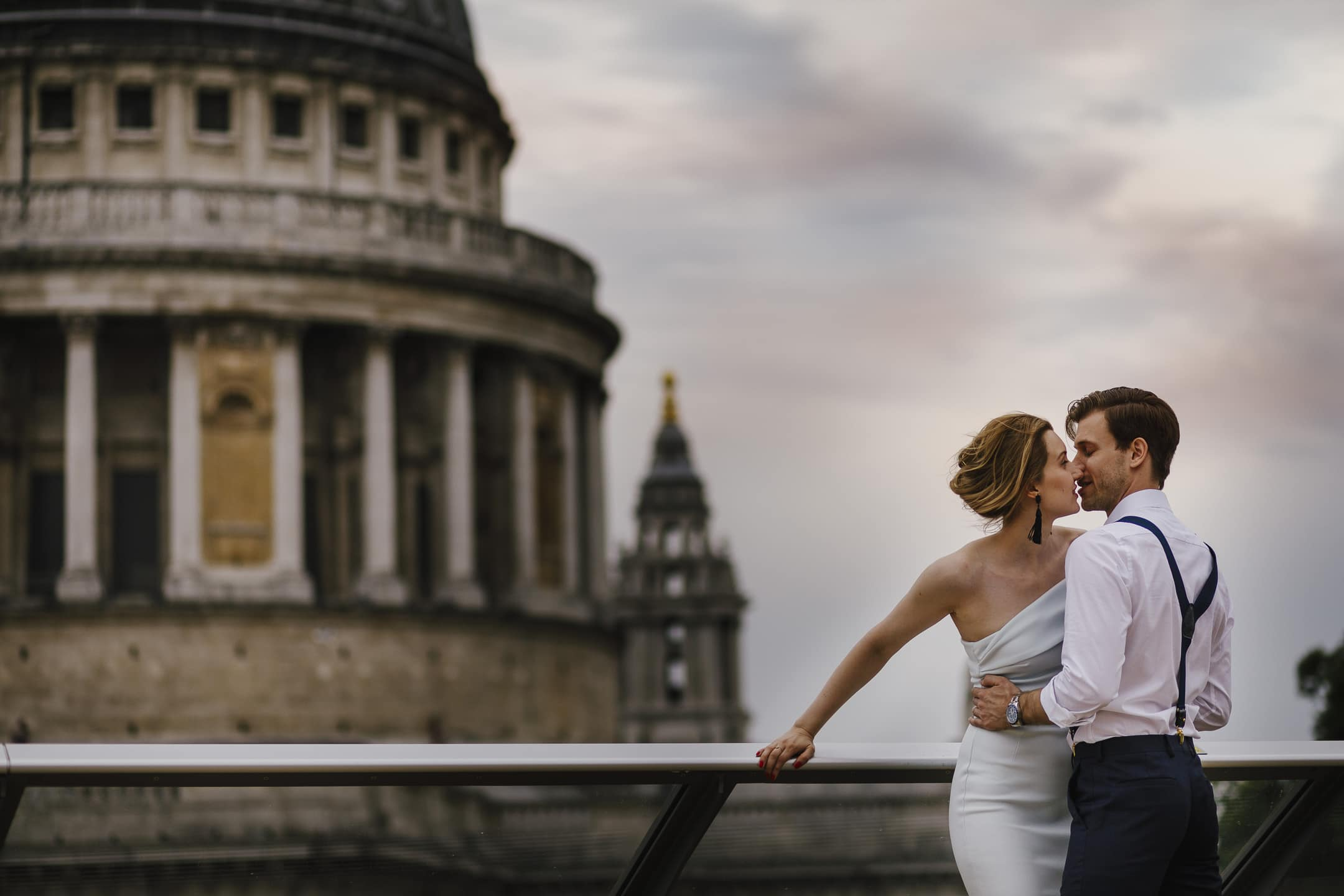 St Pauls pre wedding shoot