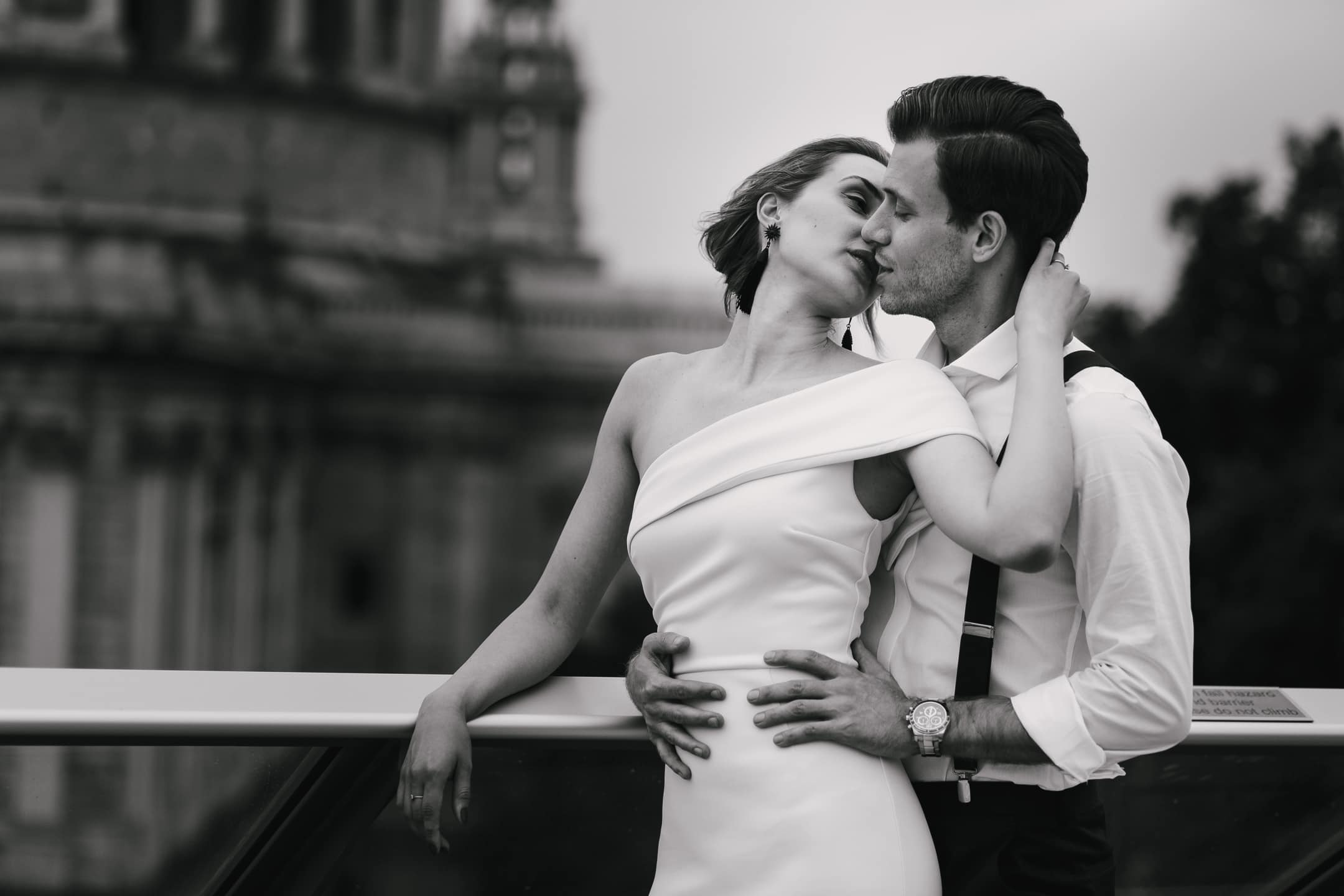 romantic shoot in london