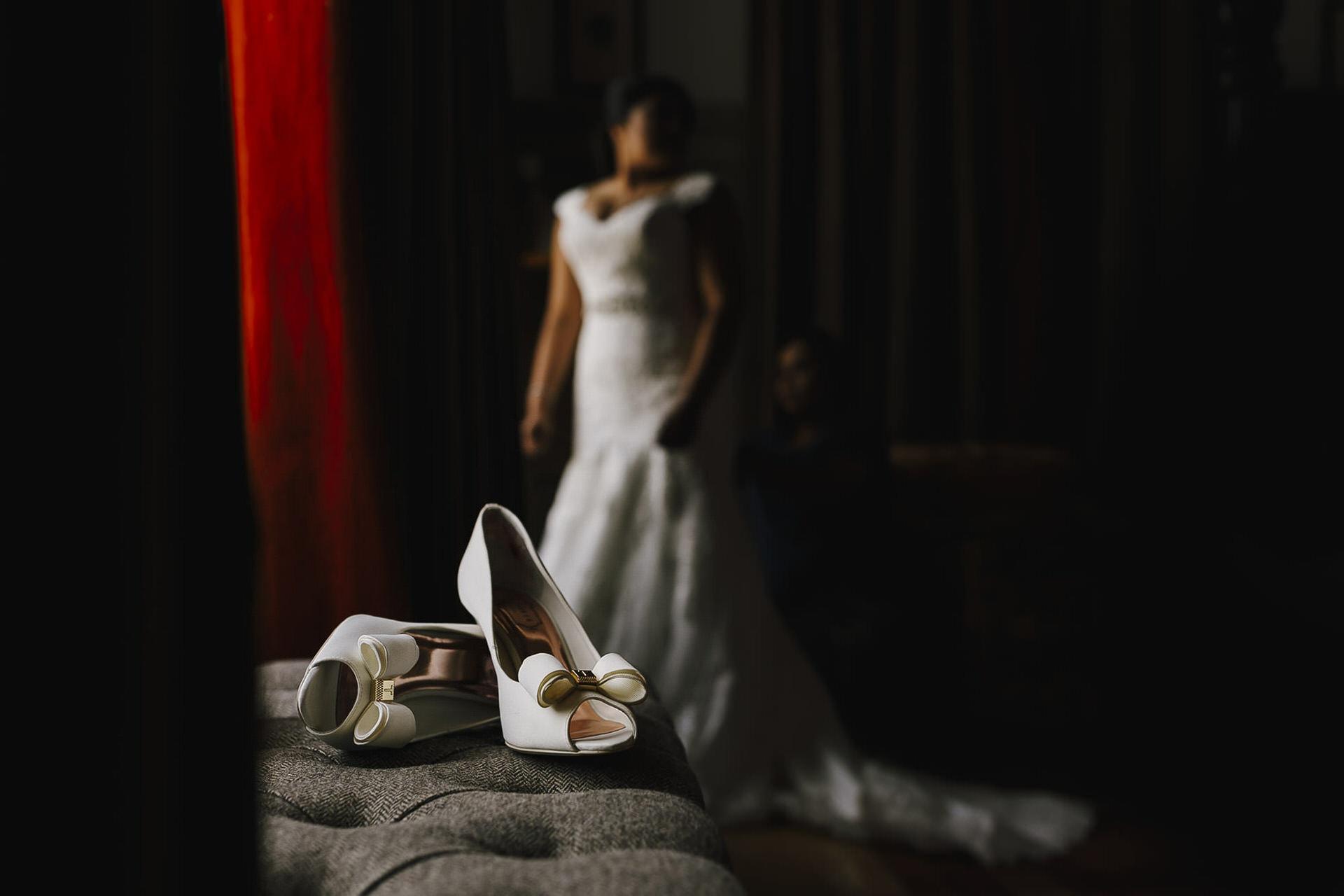 Nadine van Biljon Photography Top London Wedding Photographer Best Wedding Shoes to Party In