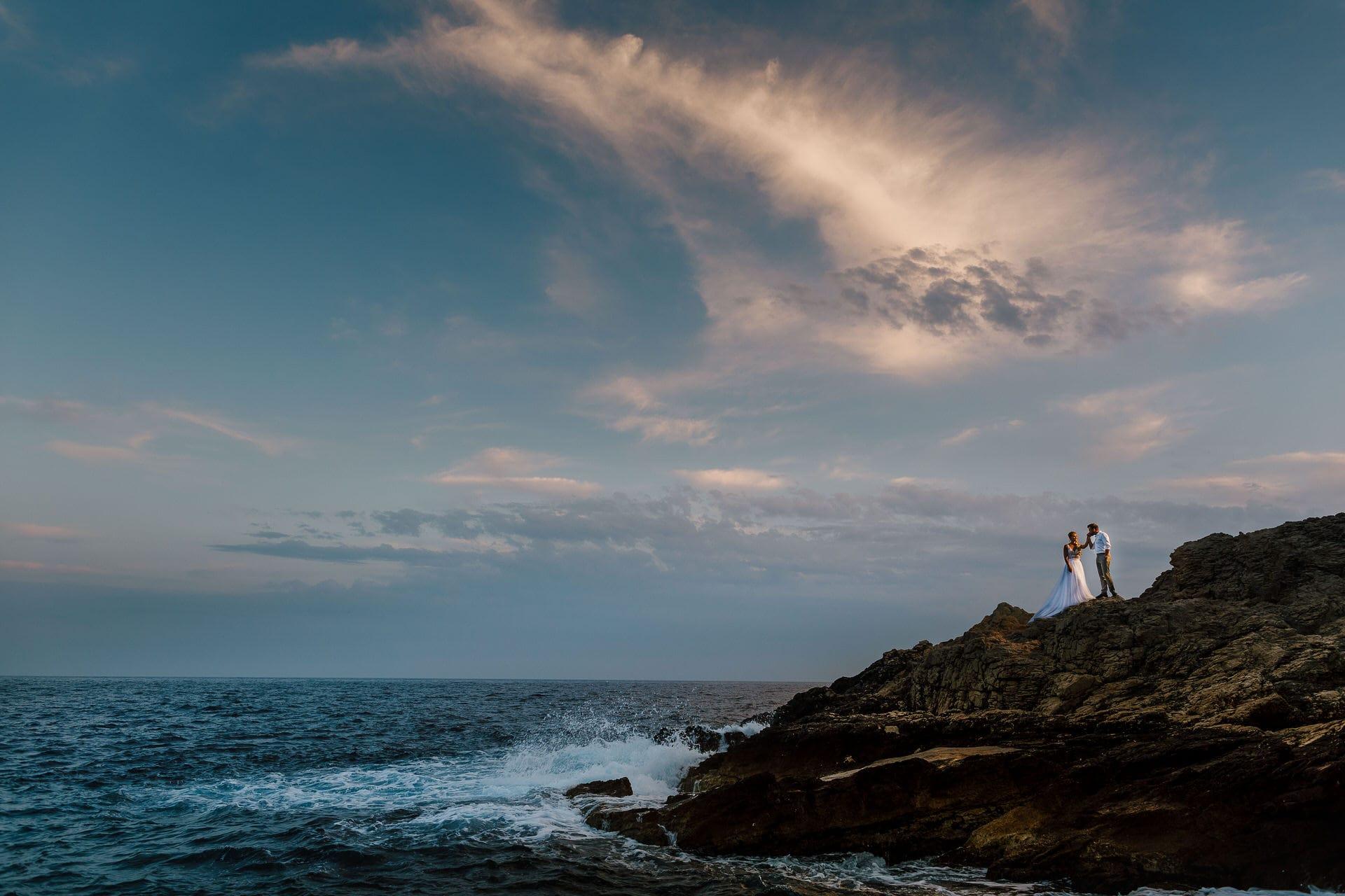 Nadine van Biljon Photography Top London Wedding Photographer Croatia Wedding in Dubrovnik Rixos Hotel