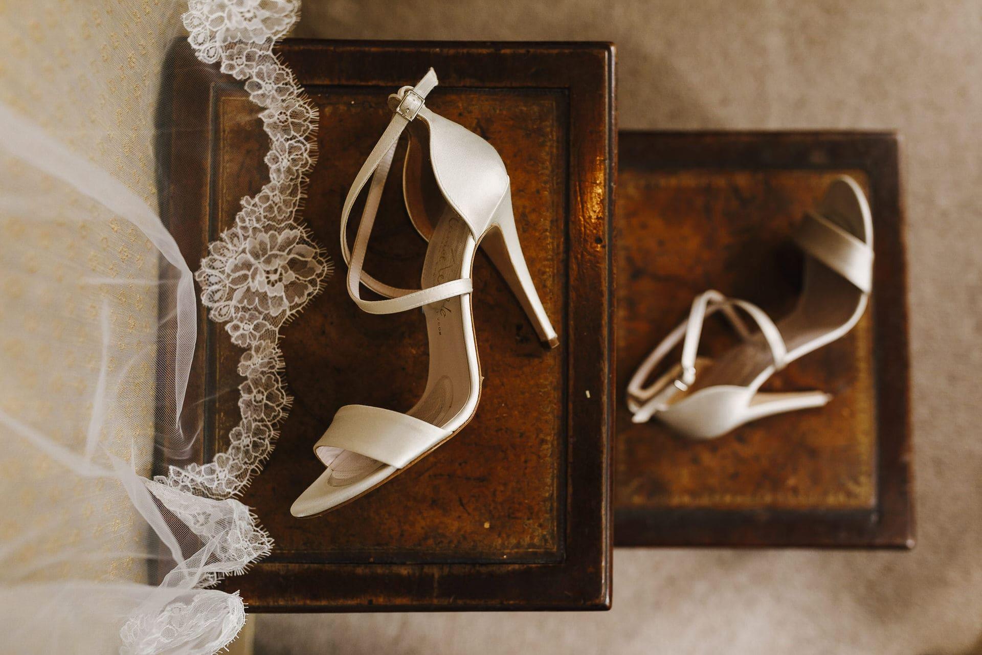 Nadine van Biljon Photography Top London Wedding Photographer Harriet Wilde Wedding Shoes Sunbeam Studios