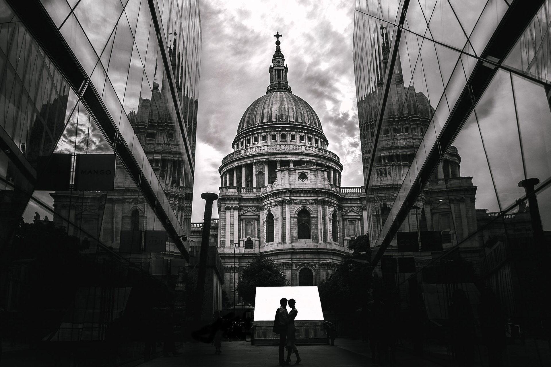 Nadine van Biljon Photography Top London Wedding Photographer St Paul's Cathedral Wedding
