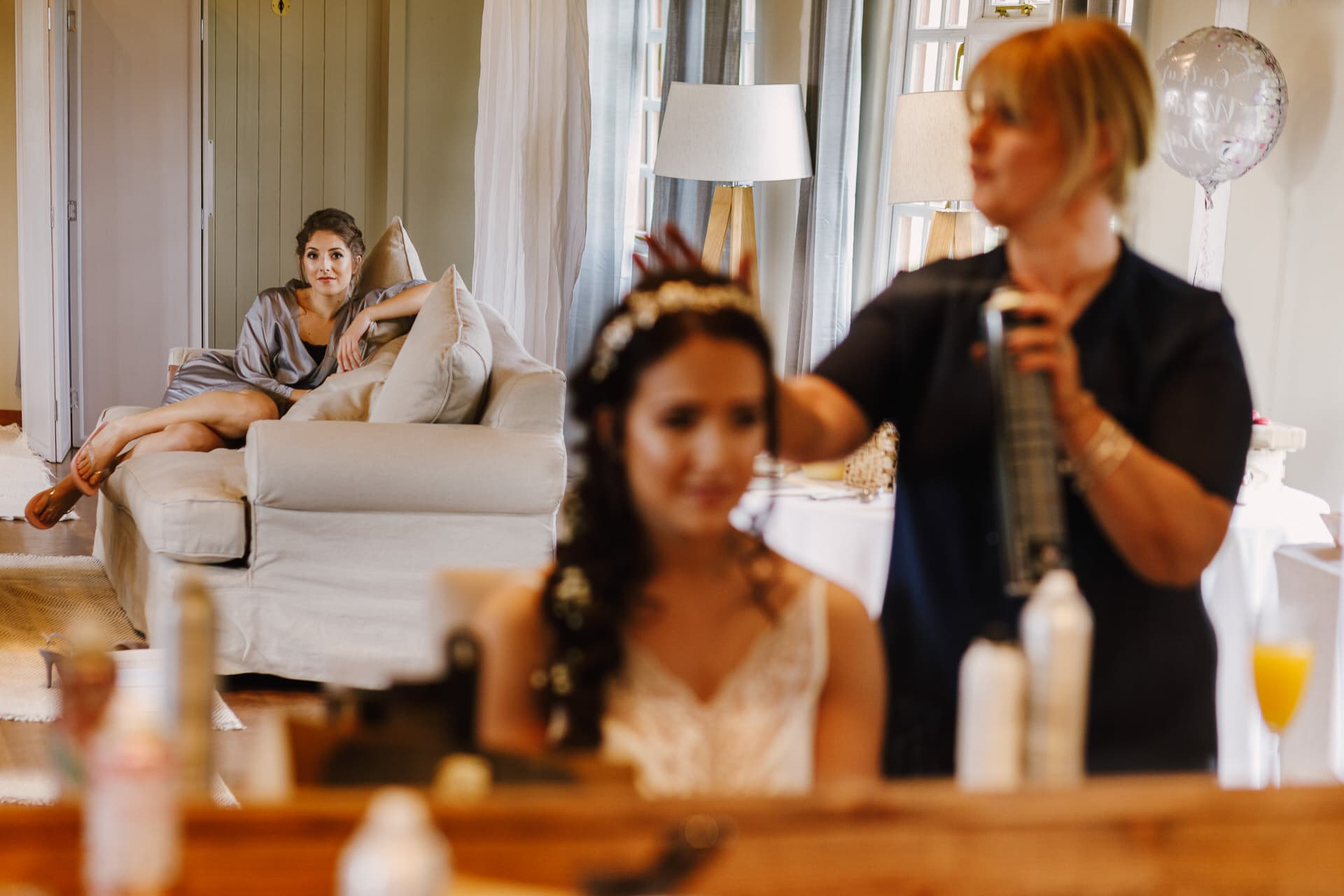 How should I choose my bridesmaids