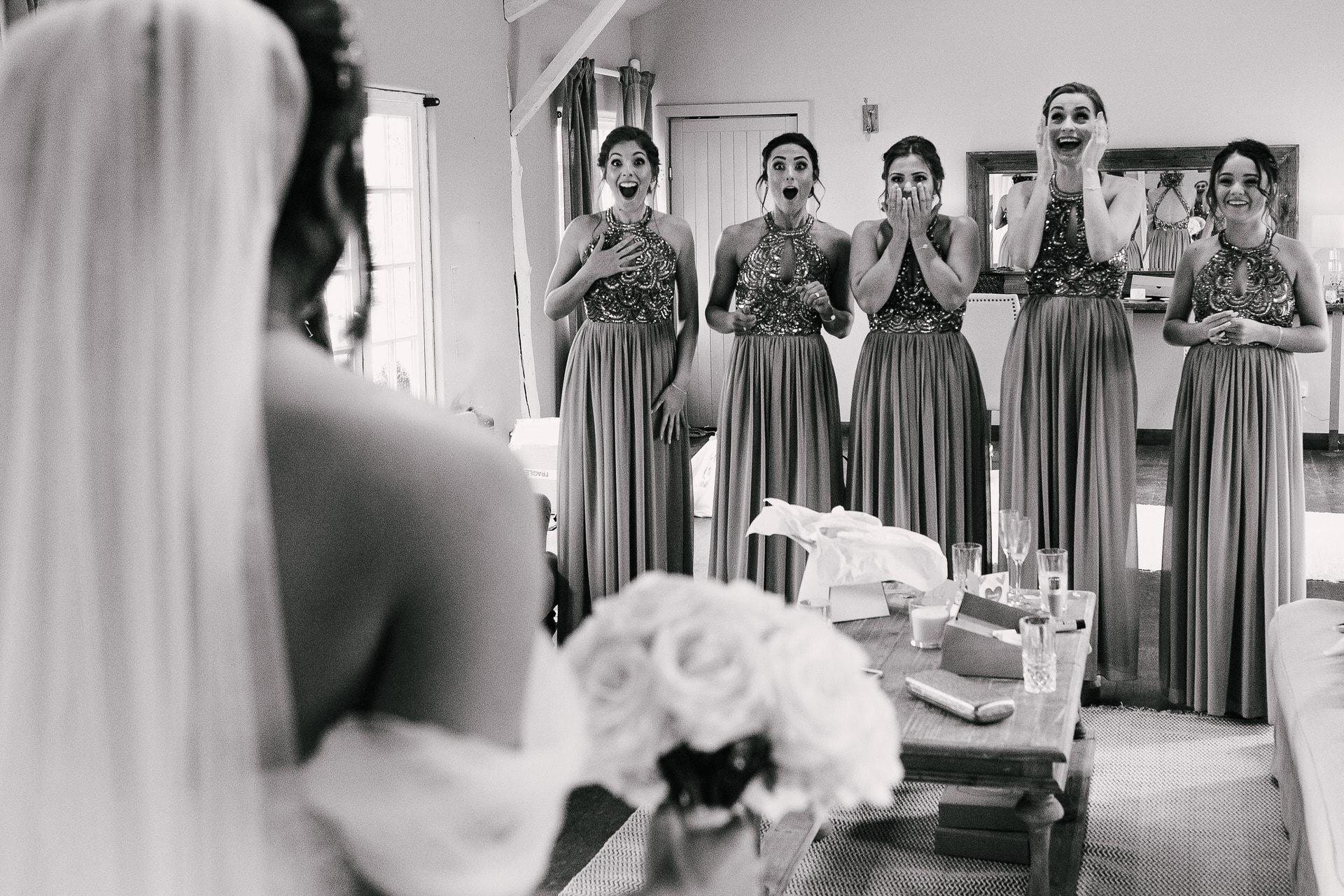 Loseley Park wedding venue - Bride's Room
