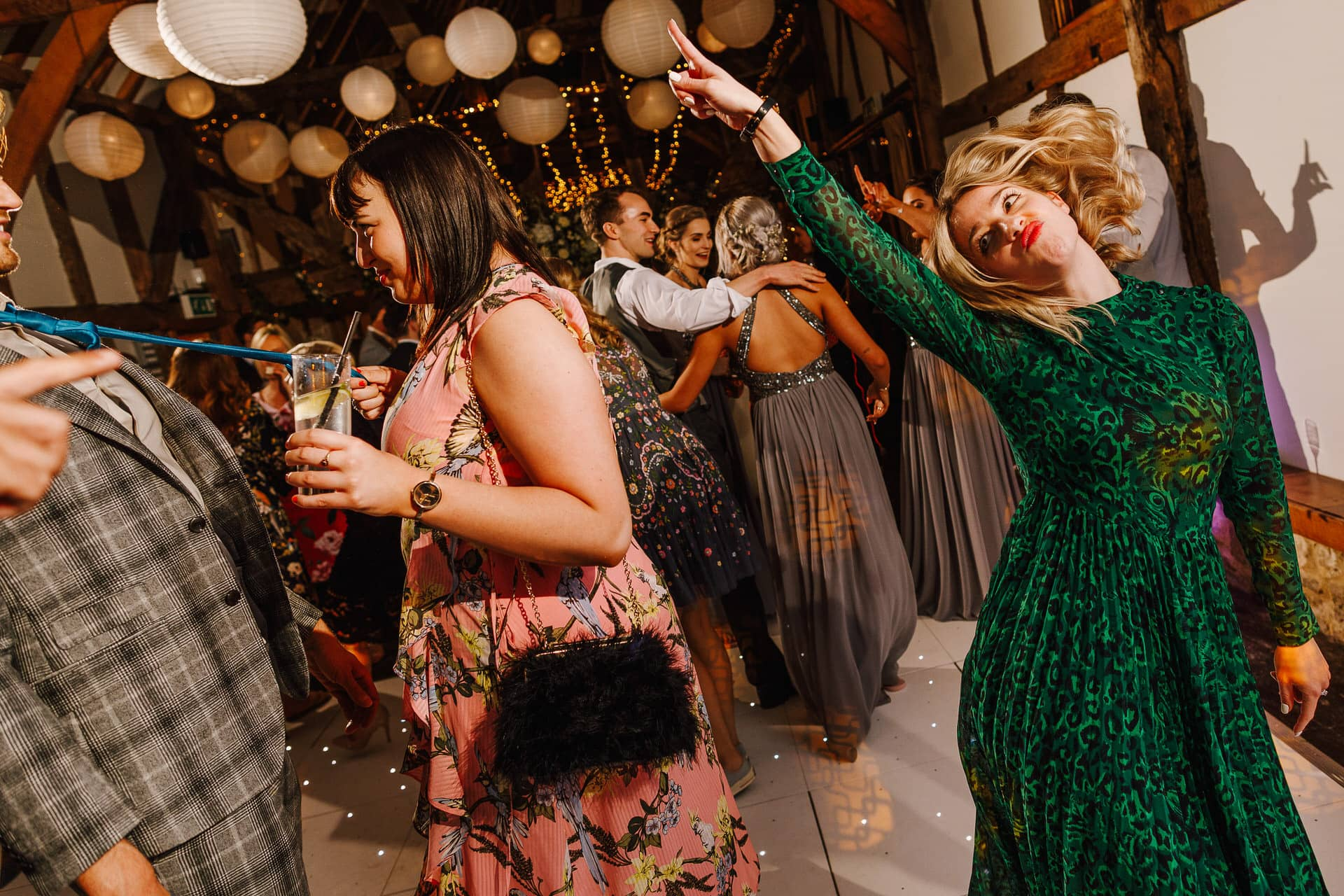 wedding dancefloor photos