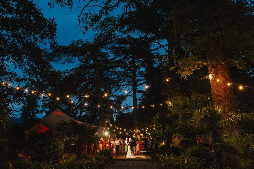 Outdoor Wedding at Chateau de Blomac